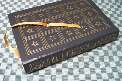 Easton Press leather
