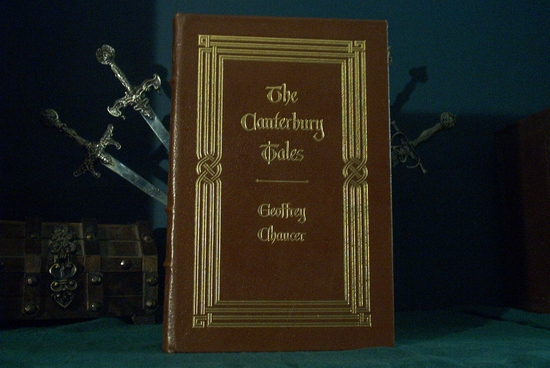 Easton Press The Canterbury tales