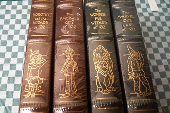 The Wizard of Oz books