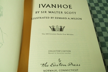 Walter Scott Books