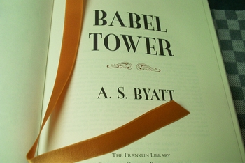 Franklin Library signed Babel Tower