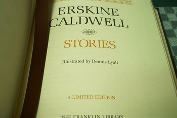 Erskine Caldwell stories
