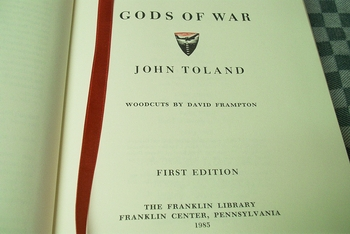 Gods of War title