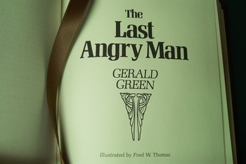 The Last Angry Man Gerald Green