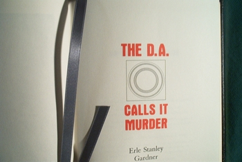 The D.A. Calls it Murder