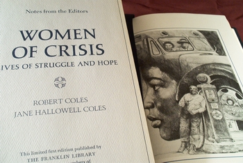 Women of Crisis Lives of Struggle and Hope