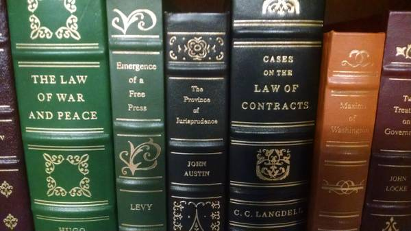 Legal Classics Library