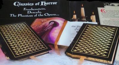 Easton Press Classics of Horror