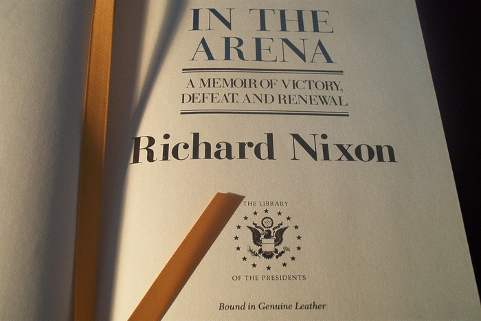 President Richard Nixon books