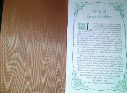 Easton Press Anne of Green Gables