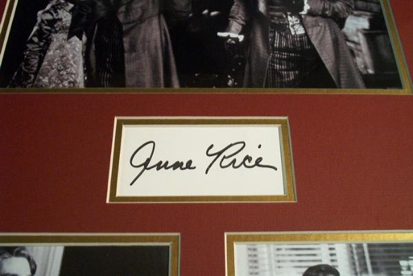 Anne Rice autographed